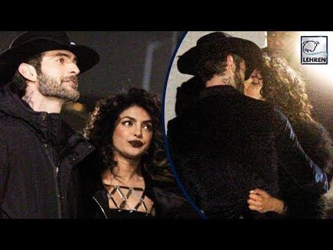 Priyanka Chopra CAUGHT Kissing A Hollywood Actor  LehrenTV