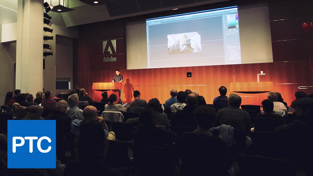 Compositing Techniques - Live Presentation at Adobe Headquarters for The Creative Cloud User Group