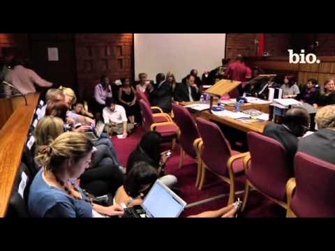 Oscar Pistorius-Was geschah