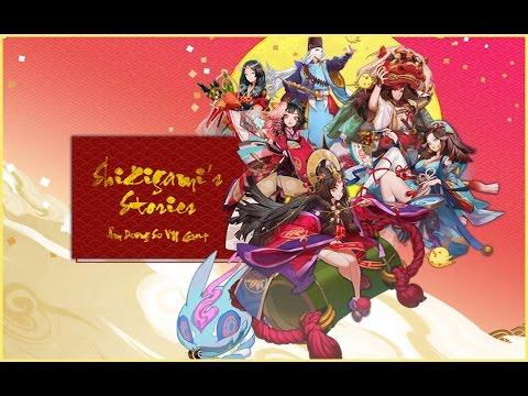 [Game Âm Dương Sư] - Cốt truyện 19: Sự hồi sinh của Yamata no Orichi