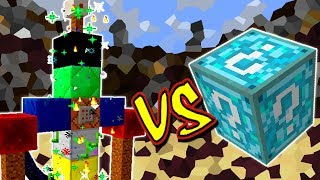 BLOCK BOSS VS. LUCKY BLOCK DOS SONHOS (MINECRAFT LUCKY BLOCK CHALLENGE BLOCK MONSTER)