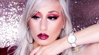 Sultry Fall Makeup Tutorial. except it