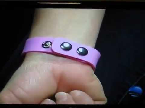 Little Viper pepper spray self-defense bracelet Inventor on Lakeshore TV Innovator of Month, 1/30/15