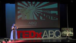 Understanding Allahu Akbar in Islam | Sandra Akkad | TEDxABQWomen