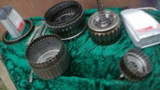 ремонт гидротрансформатора , бублика . bmw x5 не едет на горячую (часть 2)