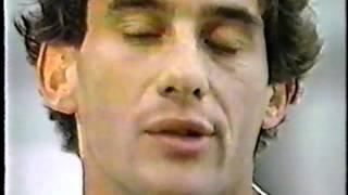 Ayrton Senna Entrevista da Frase Motivacional Completa Parte 6