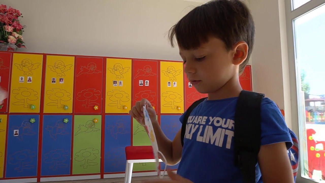 Anaokulu Kar Taneleri Sınıfı Mevlidi Nebi Programı Rondu