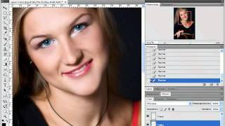 Photoshop CS4   CS5   26 Цветокоррекция 2