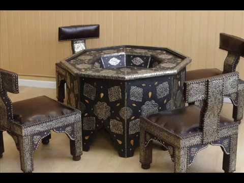 salon marocain traditionnel 2014 doovi. Black Bedroom Furniture Sets. Home Design Ideas