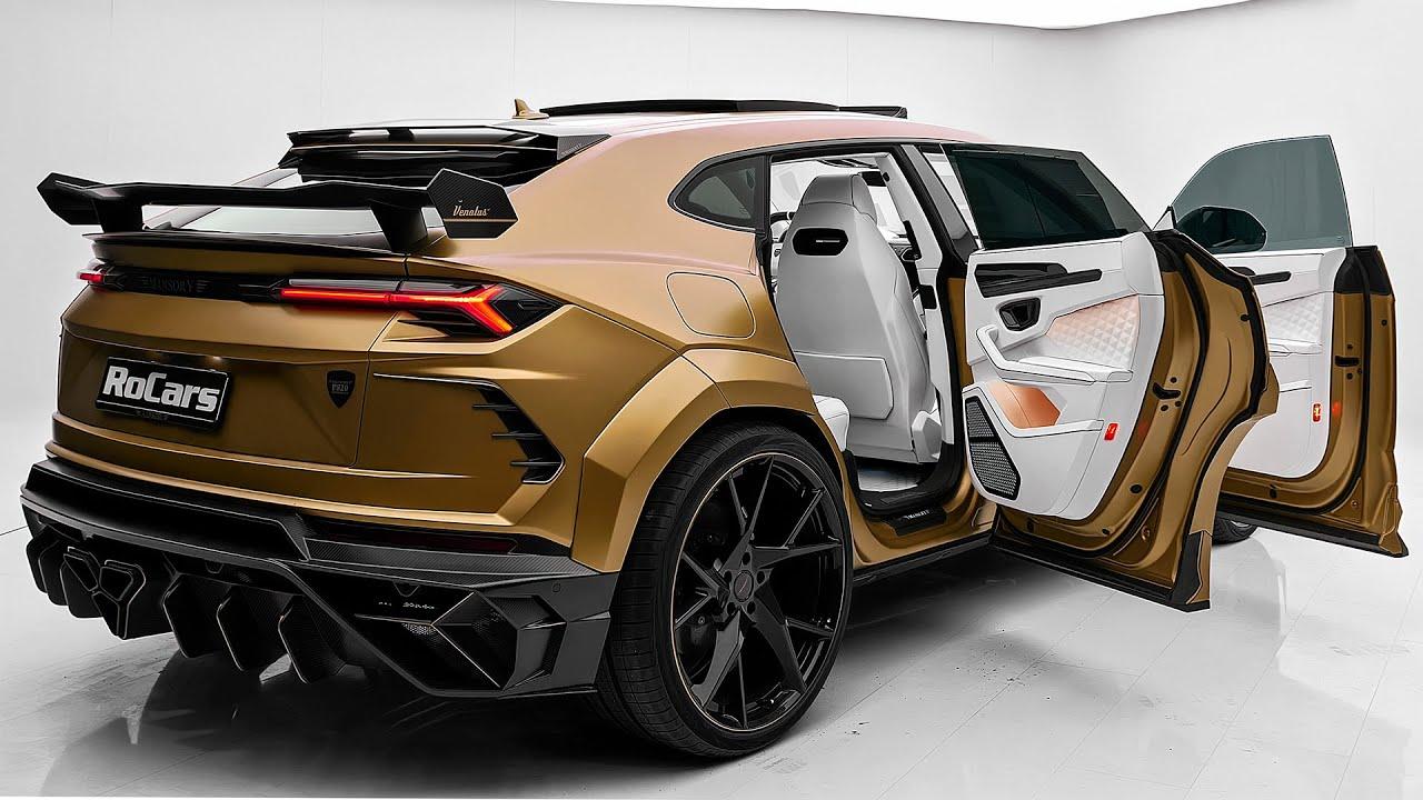 سيارة لمبرجيني اوروس 2021 معدله Lamborghini Urus VENATUS by Mansory