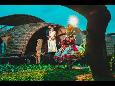 Romantic Pre Wedding Song| Iruvar | Gokulnath And Priyanka | Kerala |Studio Vaibhava