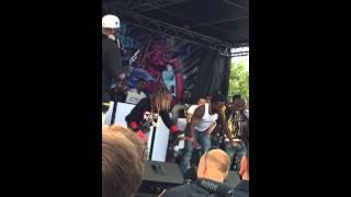Guwii Kids (ft. Fetty Wap & Oskama Esteban) - In the Kitchen [Remix] (Live)