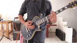 Novelty Crosses - TBDM (guitar cover ) - Hi Brahin B
