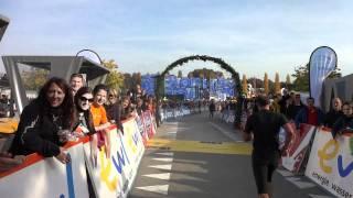 5. Luzern Marathon 2011 - Zieleinlauf