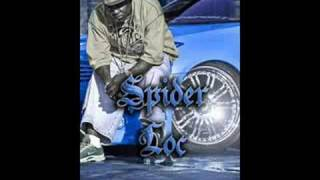 Spider Loc- Born To Bang (The Game Diss)