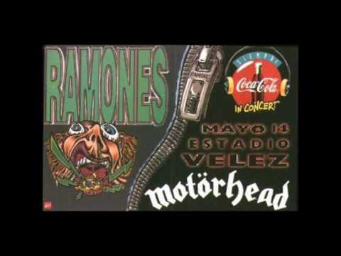 RAMONES - Live Velez Sarsfield, Argentina (1994)