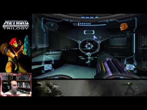 Let's Play: Metroid Prime Trilogy (Veteran) MP1 - Episode 05