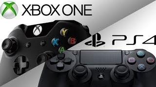 Война восьмого поколения. Xbox One или PlayStation 4