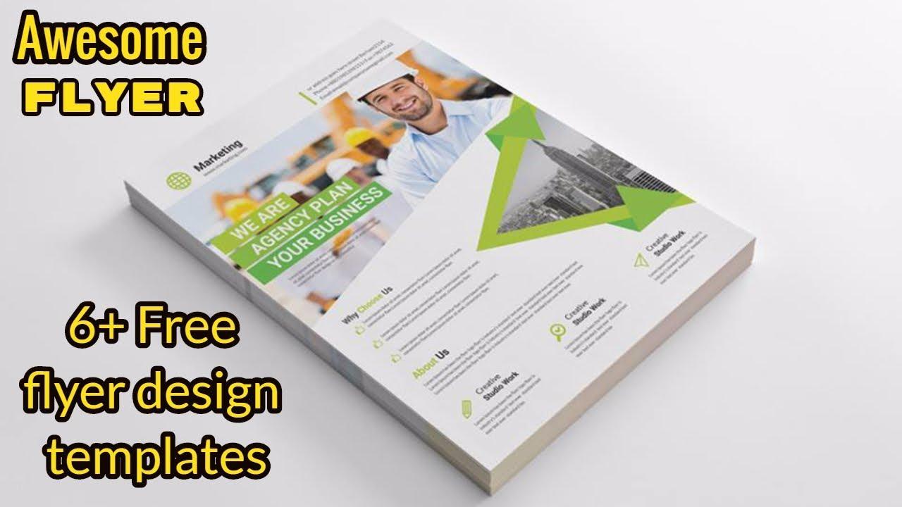Free Flyer Design Templates Free Flyer Design Templates Download