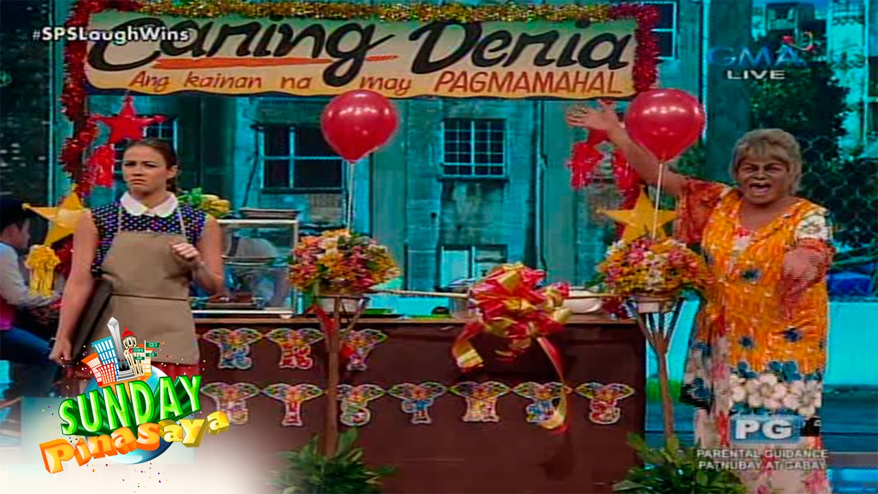 Sunday PinaSaya: Ribbon-cutting