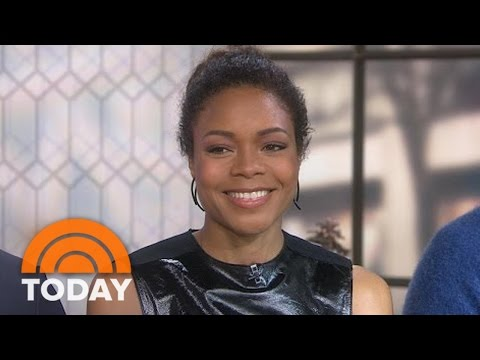 Naomie Harris: 'It Was Really Difficult To Be So Brutal' In 'Moonlight' | TODAY