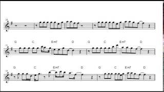 Se - Djavan - Sax alto - Partitura playback