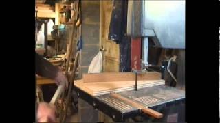 Sled For Cutting Segments On Bandsaw