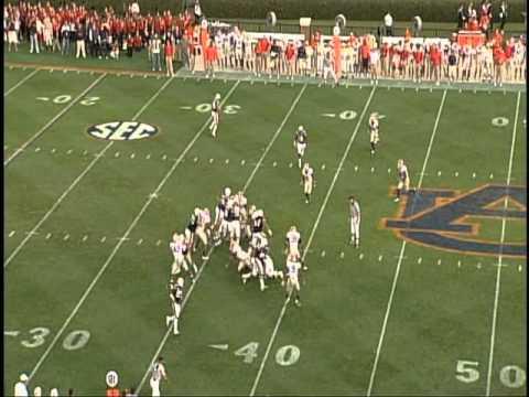 Auburn jet sweep