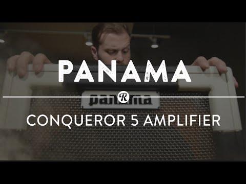 Panama Conqueror 5 Amplifier Demo