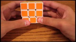 Rubiks Cube finger tricks tutorial