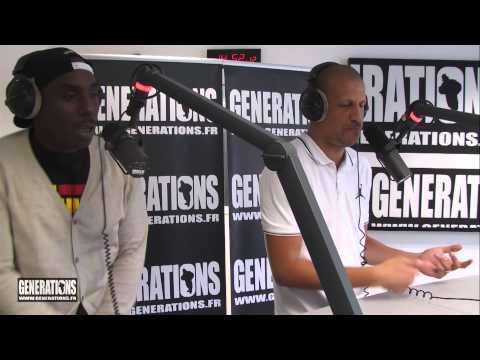 Rim-K & AP - Demain...J'Arrête Pas (Live dans les studios de Generations)