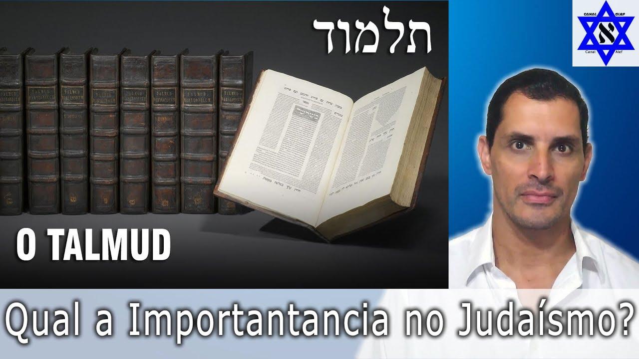 O que é o Talmud no Judaísmo? - Canal Alef