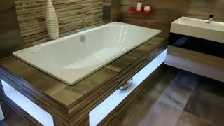 Kaldewei MegaDuo стальная ванна 190*90 облицовка ванны плиткой(, 2017-09-14T16:31:56.000Z)