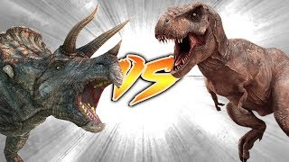 In this video we will explore how a fight between these two mighty ...