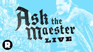"""Ask the Maester Live: """"Winterfell"""" 