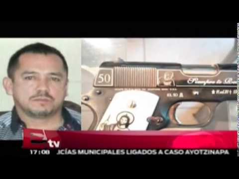"Consignan a ""El 80"" en penal de Matamoros, Tamaulipas / Excélsior Informa"
