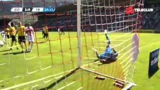 FC Sion vs Young Boys Bern 1-0 / Raiffeisen Super League / 19.08.2012