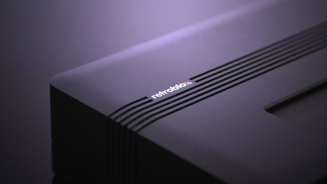 The ultimate retro gaming console retroblox gaming system emulator youtube - Retro game emulator console ...