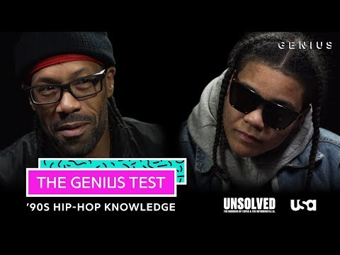 Young M.A Takes The Genius Test On '90s Hip-Hop With Redman | Presented by USA Network
