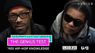 Young M.A Takes The Genius Test On