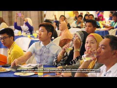 Tumaas ang Gross Regional Domestic Product ng Autonomous Region in Muslim Mindanao sa taong 2016