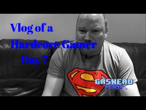Hardcore Gamer -Vlog 7 - Random Questions