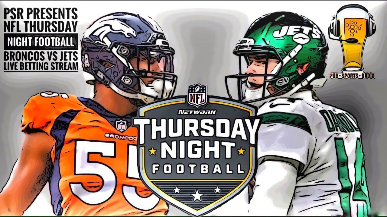 Denver Broncos Vs New York Jets Nfl Thursday Night Football Thursday Oct 1 2020 Youtube