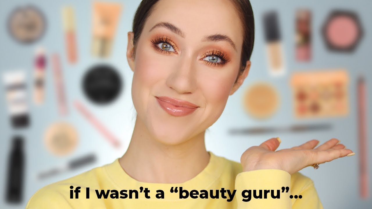 My Drugstore Makeup Collection if I WASN''T a YouTuber