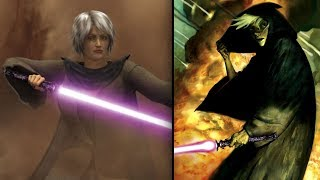 The Most Controversial Jedi Master of the Jedi Order - The Dark Woman [Legends] - Star Wars