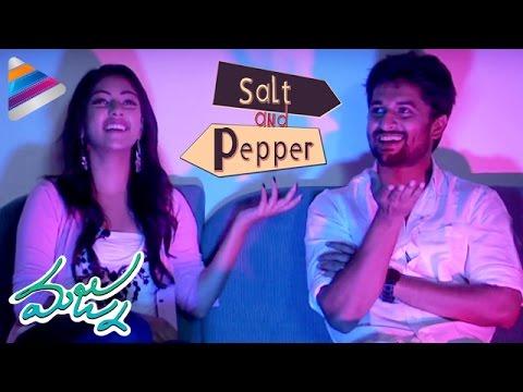 Nani & Anu Emmanuel about their DATE  ...