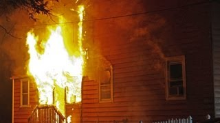 2nd Alarm House Fire in Catasauqua, PA | With report of entrapment
