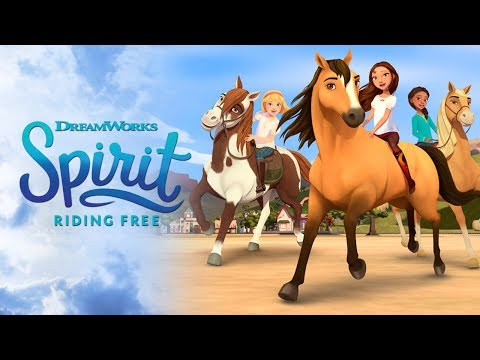 Just Play's Spirit Riding Free Toys! | A Toy Insider Play by Play