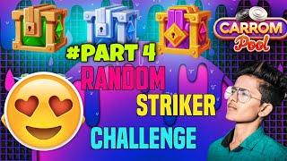 Random striker Game play 🔥 | Carrom pool 🔥 | Carrom pool Random Striker Game Play 🔥| Gaming Nazim 🔥 screenshot 2