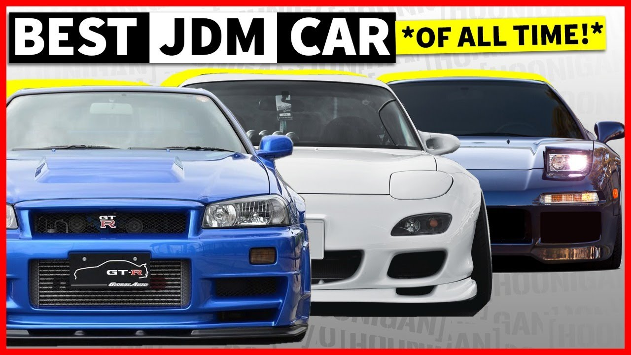 Best JDM Cars of All Time *This Week* - Tangents Live